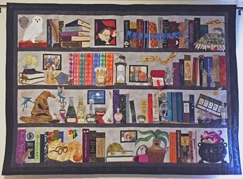 Amanda\'s Harry Potter Quilt | Quilts | England Design Studios