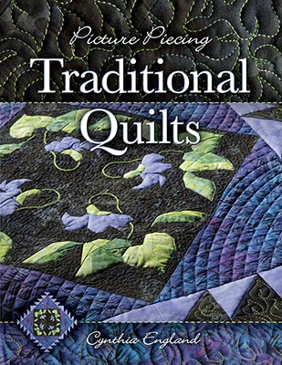 Picture Piecing - Traditional Quilts | Books | England Design Studios : pictorial quilt books - Adamdwight.com