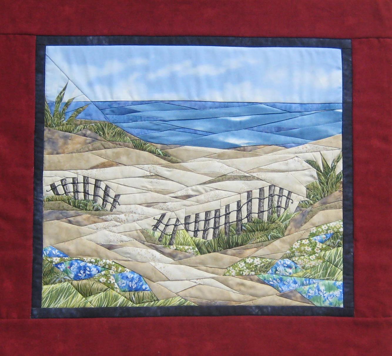 Landscape Quilt Patterns Best Decorating Ideas